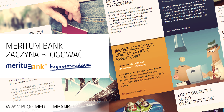 Blog firmowy Meritum Bank